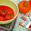 Meatballs with tomato sauce — Stock Photo #13136107