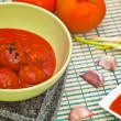 Meatballs with tomato sauce — Stock Photo #13136187