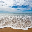 Beach of Torregorda — Foto Stock