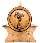 Barrel of wine — Stock Photo