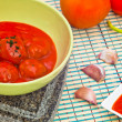 Meatballs with tomato sauce — Stock Photo #13487064