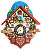 Little Cuckoo Clock — Stock Photo