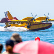 Stock Photo: Seaplane Canadair CL-215