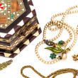 Vintage jewel box — Stock Photo #14261691