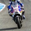 Karel Abraham pilot of MotoGP — Stock Photo #15891213