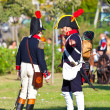Historical military reenacting — Foto Stock #15891299