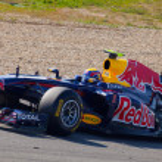 Team Red Bull Racing F1, Mark Webber, 2011 — Stock Photo #15891899