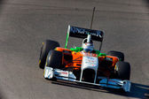 Team Force India F1, Adrian Sutil, 2011 — Foto Stock