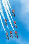 Patrulla Aguila — Stock Photo