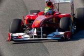 Team Ferrari F1, Felipe Massa, 2011 — Stock Photo