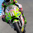 ストック写真: Hector Barberpilot of MotoGP
