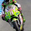 Stockfoto: Hector Barberpilot of MotoGP
