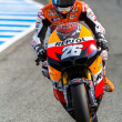 Dani Pedrospilot of MotoGP — Stock Photo #17829137