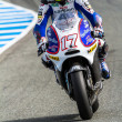 Karel Abraham pilot of MotoGP - Stock Photo