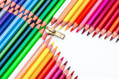 Color Pencils — Stok fotoğraf