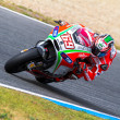 Постер, плакат: Nicky Hayden pilot of MotoGP