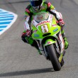 Hector Barbera pilot of MotoGP - Stock Photo
