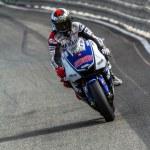 Постер, плакат: Jorge Lorenzo pilot of MotoGP