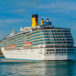 Cruiser Costa Mediterranea — Stock Photo