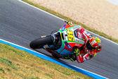 Valentino Rossi pilot of MotoGP — Stock Photo