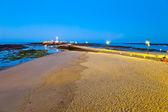 Pláž la caleta cadiz — Stock fotografie