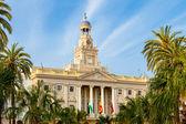 City hall cadiz, İspanya — Stok fotoğraf