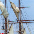 Ship Juan Sebastian de Elcano — Stock Photo