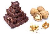 Veel van de brownies — Stockfoto