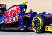 Team Toro Rosso F1, Jean Eric Vergne, 2012 — Stockfoto