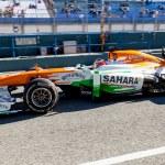 ������, ������: Team Force India F1 Jules Bianchi 2013