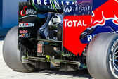 Red Bull Racing, Sebastian Vettle ,2013 — Stock Photo