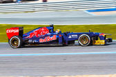 Scuderia Toro Rosso, Jean-Eric Vergne ,2013 — Stock Photo