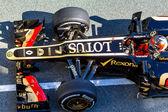 Team Lotus Renault F1, Kimi Raikkonen, 2013 — Stock Photo