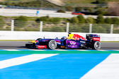 Red bull racing, sebastian vettle, 2013 — Foto de Stock