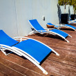 Deckchairs — Stock Photo #27926689