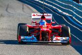 Scuderia Ferrari F1, Fernando Alonso, 2012 — Foto Stock