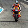 Dani Pedrosa pilot of MotoGP — Photo