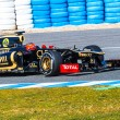 Team Lotus Renault F1, Romain Grosjean, 2012 — Stock Photo #28073441