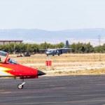 Aircraft CASA C-212 — Stock Photo