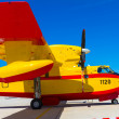 Seaplane Canadair CL-215 — Stock Photo #28074353