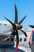Aircraft CASA C-295 — Zdjęcie stockowe