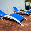 Deckchairs — Stock Photo #34620843