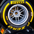 Pneumatic tires Pirelli — Photo