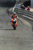 Dani Pedrosa pilot of MotoGP — Стоковое фото