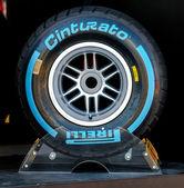 Neumáticos pirelli — Foto de Stock