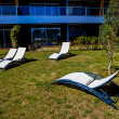 Deckchairs — Stock Photo #35084467