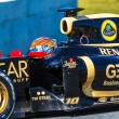 Team Lotus Renault F1, Romain Grosjean, 2012 — Foto Stock