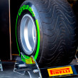 Pneumatic tires Pirelli — Foto de Stock