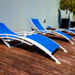 Deckchairs — Stock Photo #38905813