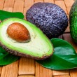 Several avocados — Stockfoto #38905925